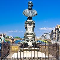 Mezzobusto di Benvenuto Cellini