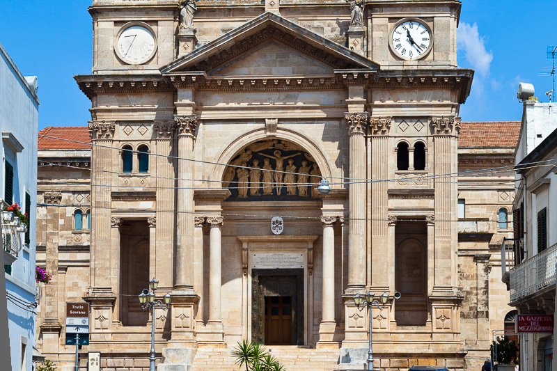 Basilica minore dei Santi Medici Cosma e Damiano