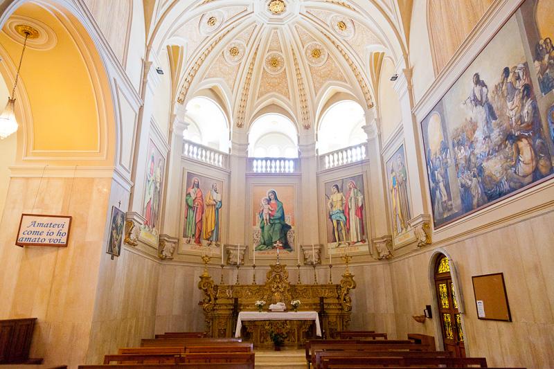 Cappella della Madonna del Santo Rosario