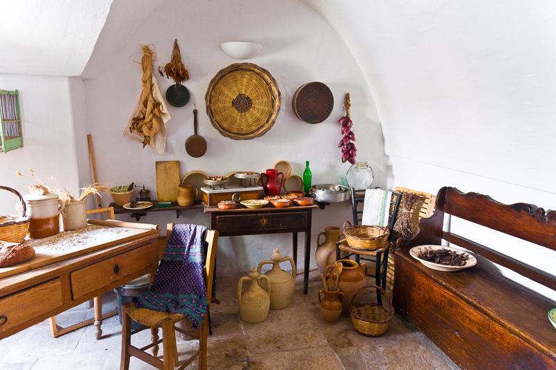 La cucina del Trullo Sovrano
