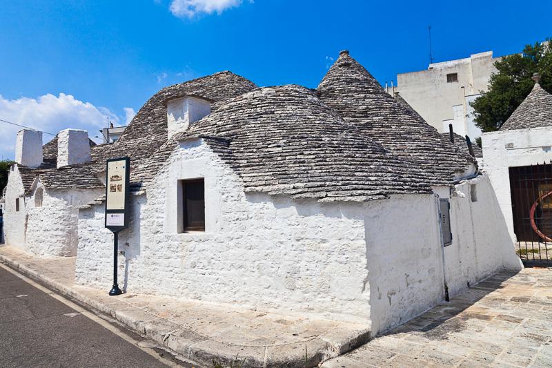 La casa trullo di don Vitonofrio Lippolis