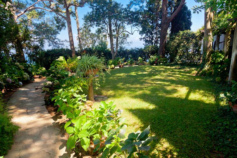 Giardino di Villa San Michele