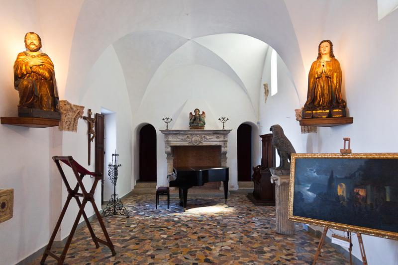 La cappella di Villa San Michele