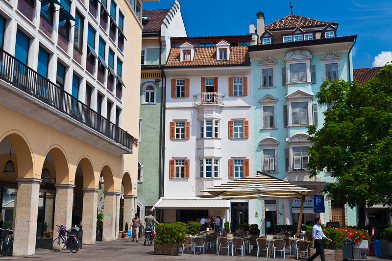 Piazza Walther Von Der Vogelweide