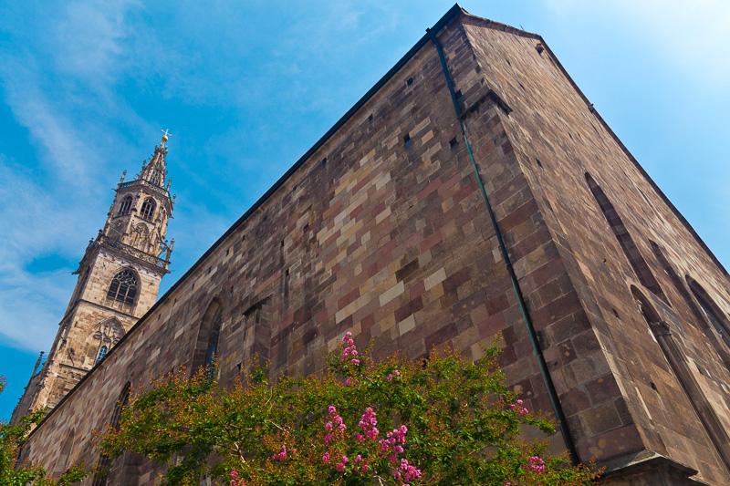 Duomo, dedicato a Santa Maria Assunta
