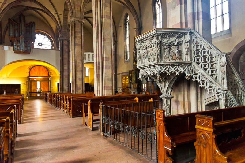 Il pulpito del Duomo