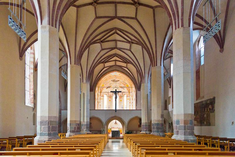 La chiesa dei Domenicani