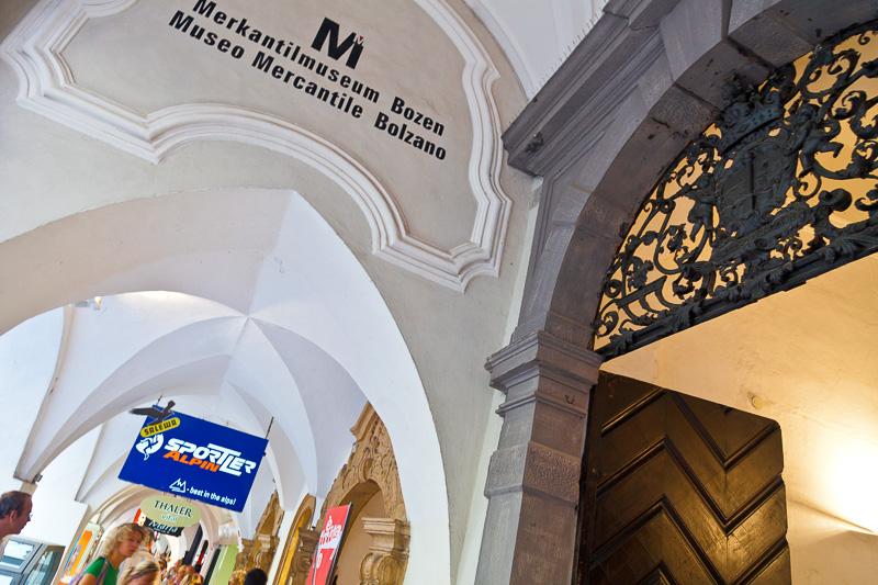 Museo Mercantile (Merkantilmuseum)
