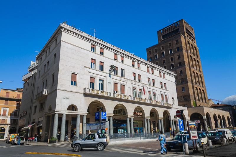 Il palazzo delle Assicurazioni Generali di Venezia