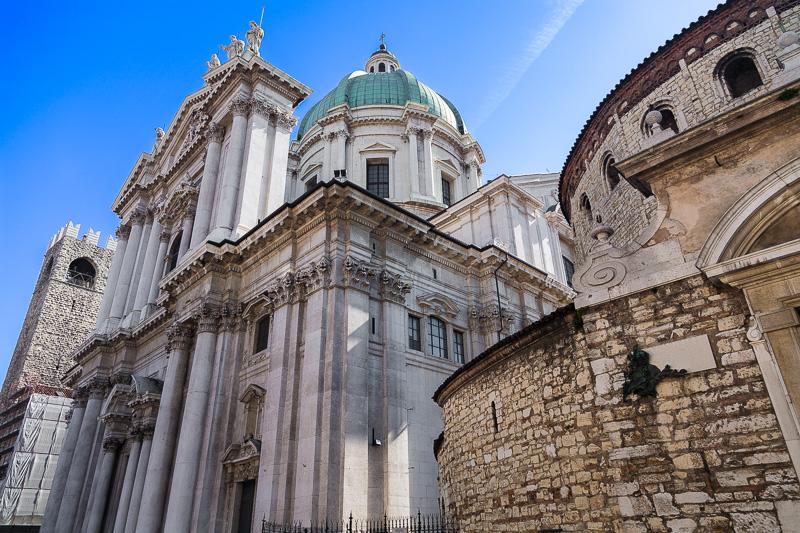 Duomo Nuovo e Duomo Vecchio