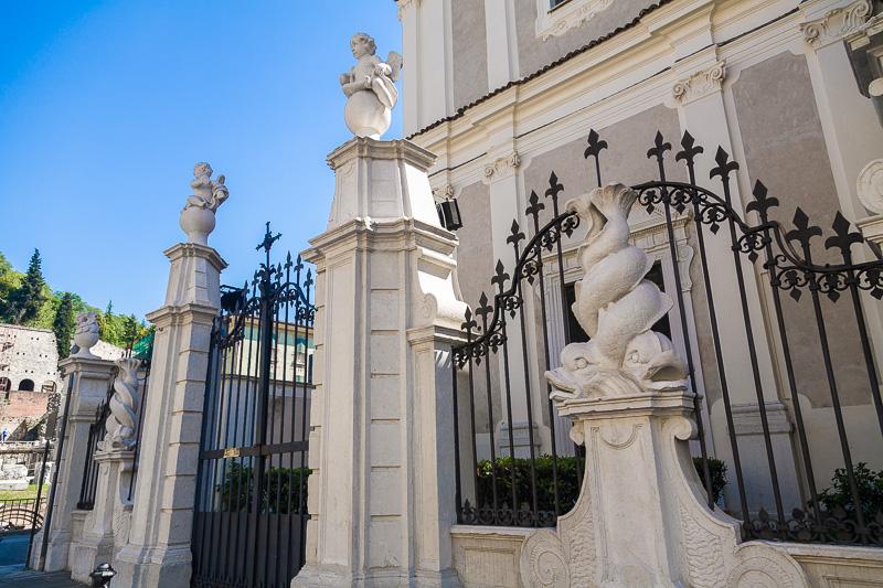 La chiesa di San Zeno