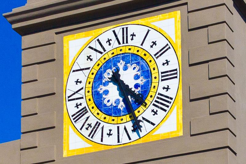 L'orologio della Torre