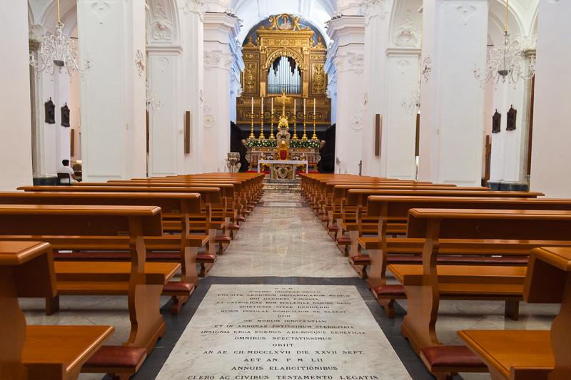 L'ex cattedrale di Santo Stefano