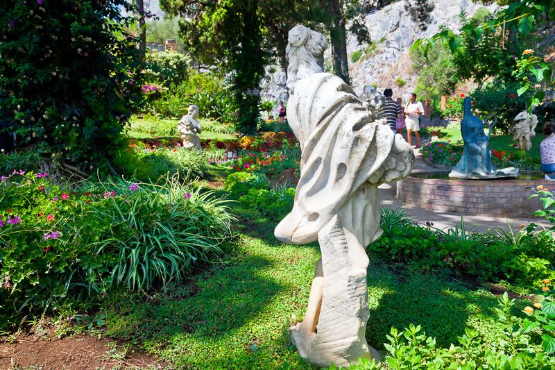 Una statua neoclassica