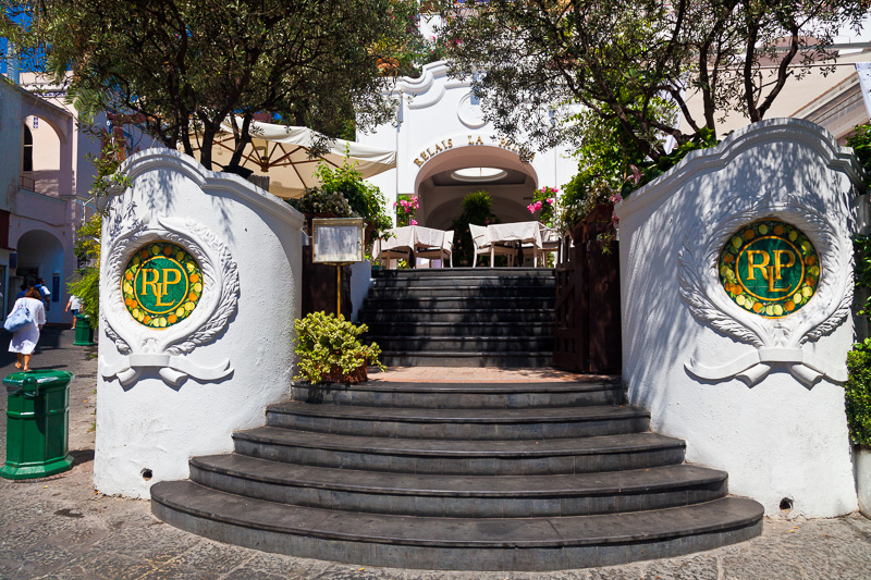 L'hotel La Palma