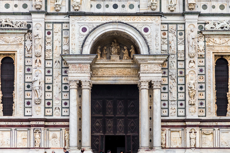 Il portale di ingresso,