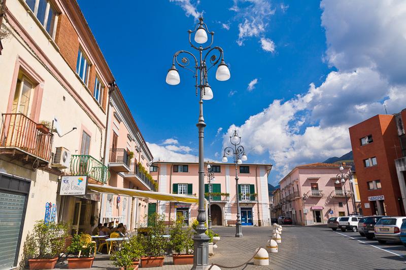Piazza Trescine