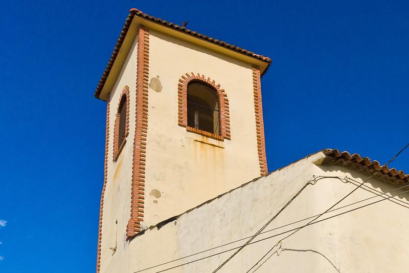 Campanile della chiesa Santa Maria della Valle