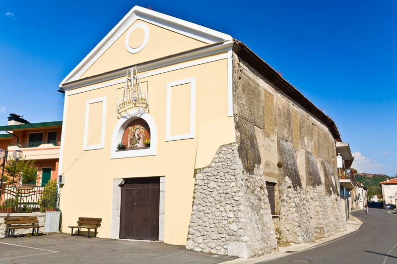 Chiesa Maria Santissima delle Grazie