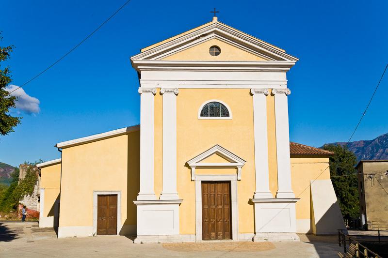 La chiesa di San Nicola di Bari