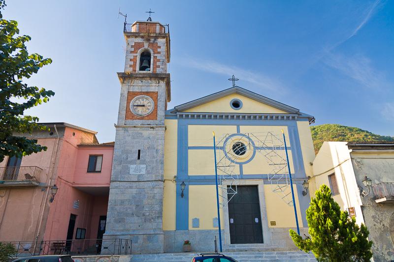 La chiesa di Sant'Adiutore Vescovo