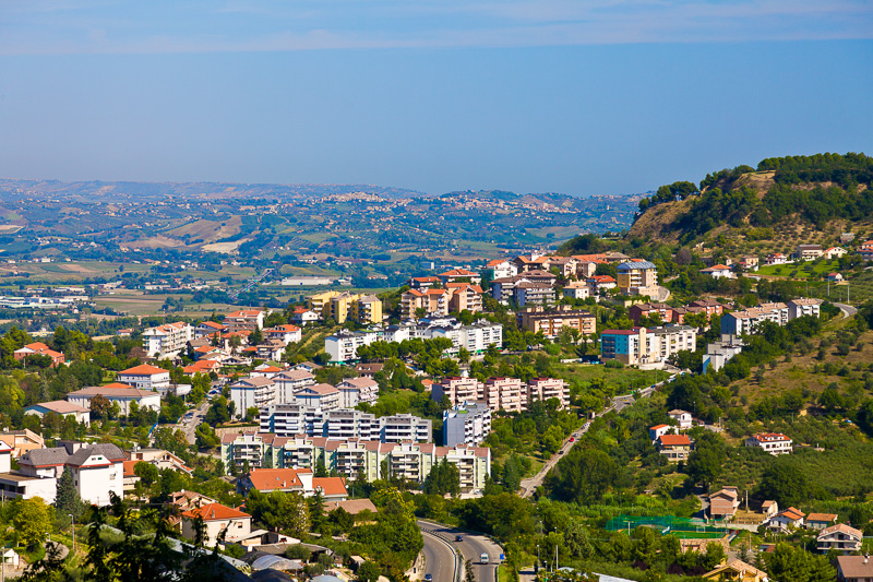 Panorama di Chieti