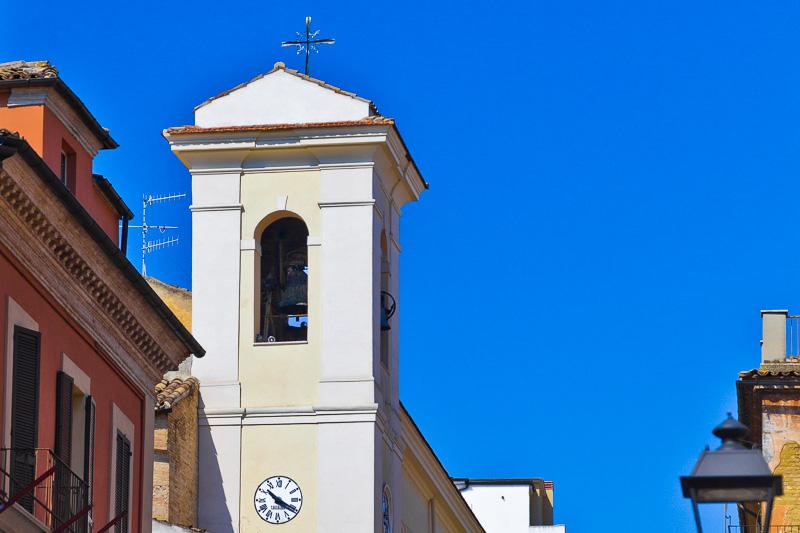 Campanile della chiesa di Sant'Antonio