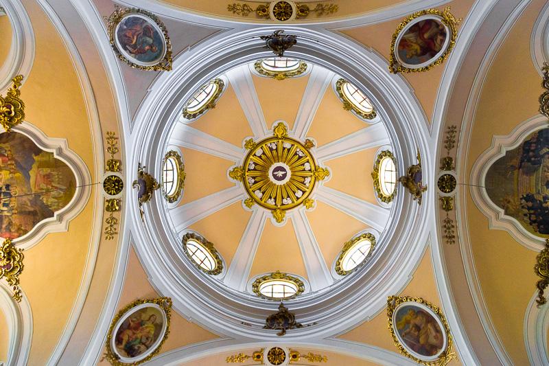 Cupola della cattedrale di San Giustino