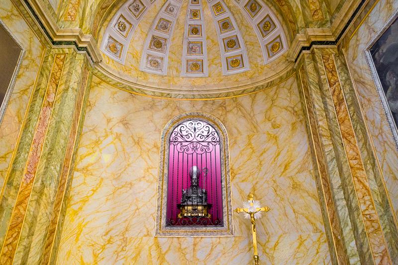 Cappella di San Giustino