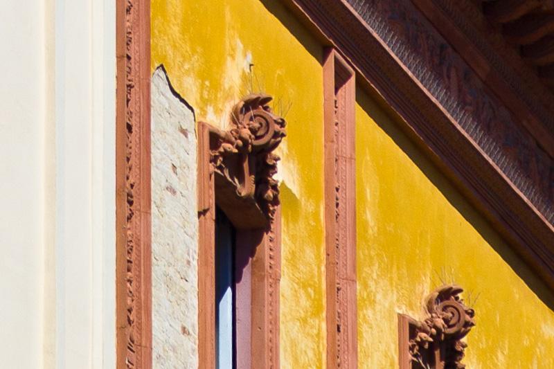 Palazzo in via Asinio Pollione