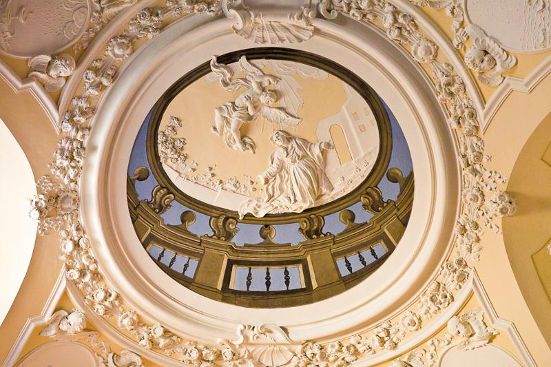 Il cupolino della chiesa di San Domenico
