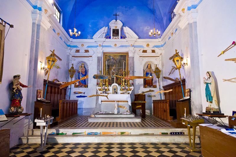 L'oratorio dei Disciplinati di Santa Caterina