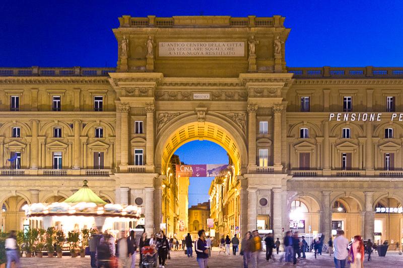 L'Arco di Trionfo (Arcone)