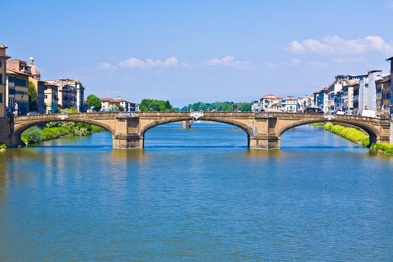 Il ponte Santa Trinità