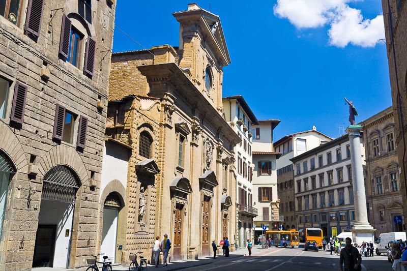 La basilica di Santa Trinità