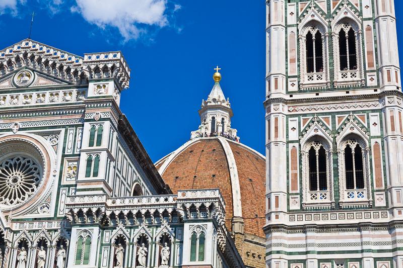 La cattedrale di Santa Maria del Fiore