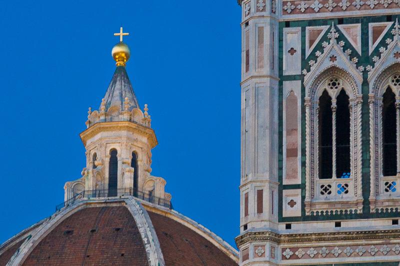 La cupola del Brunelleschi