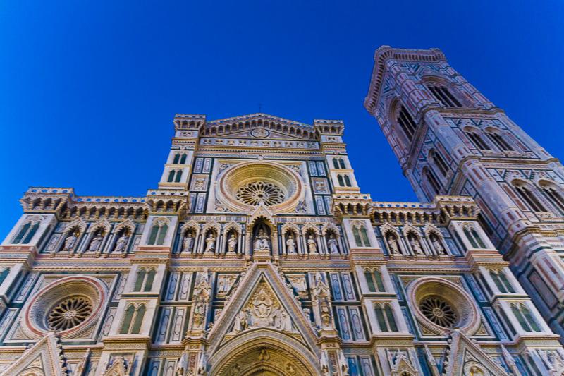 La basilica cattedrale metropolitana di Santa Maria del Fiore