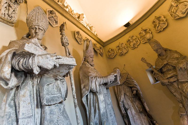 Statue di papi