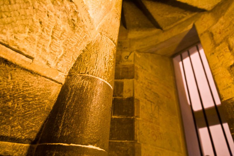 Salita per la cupola del Brunelleschi