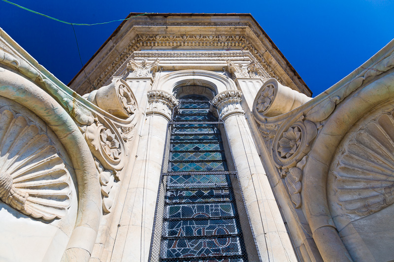 La lanterna che sovrasta la cupola della cattedrale di Santa Maria del Fiore