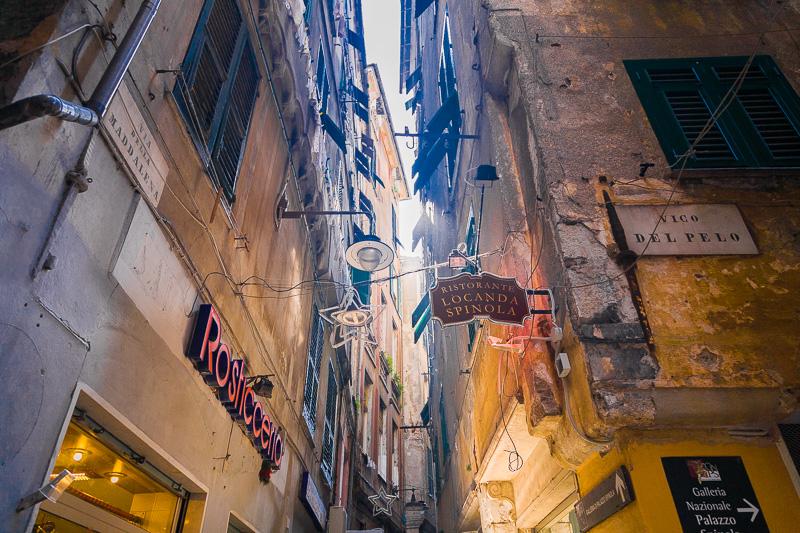Via della Maddalena