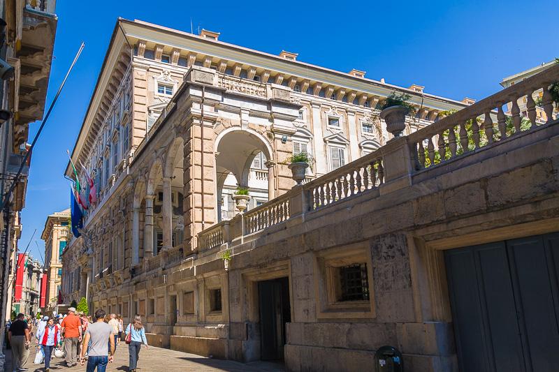 Il Palazzo Doria – Tursi
