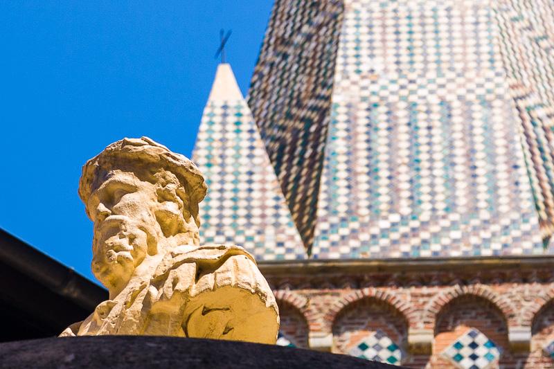 Statua di Giano, bifronte