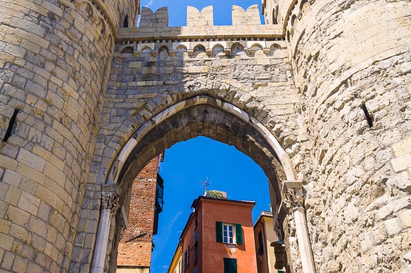 La Porta Soprana