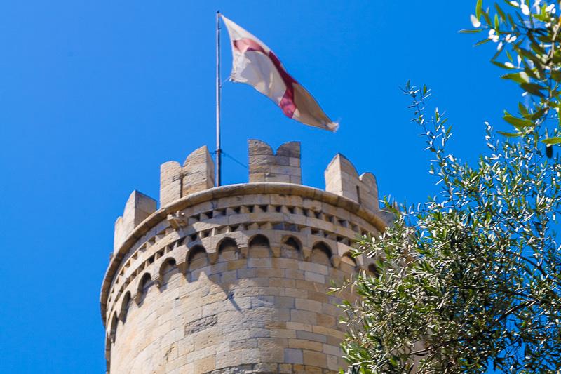 La torre di Porta Soprana