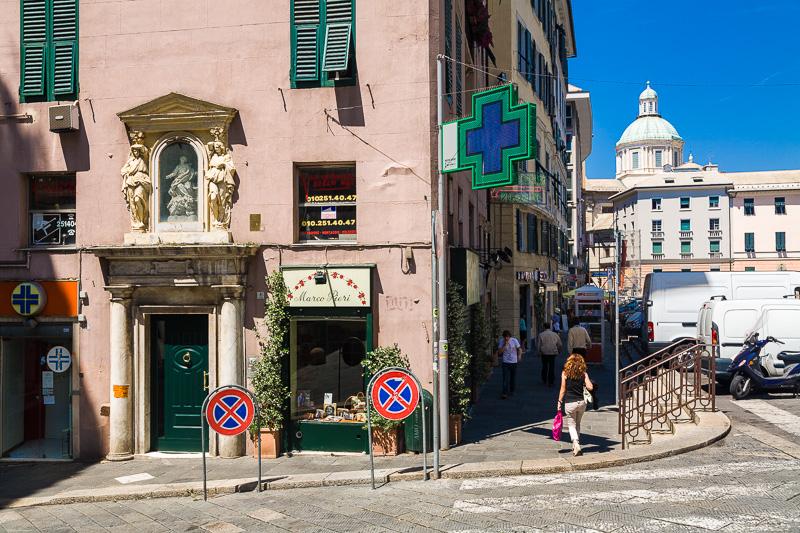 Via di Porta Soprana