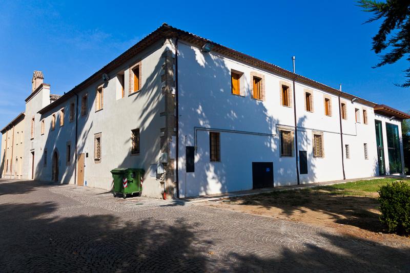 L'ex convento dei Cappuccini a Castellara