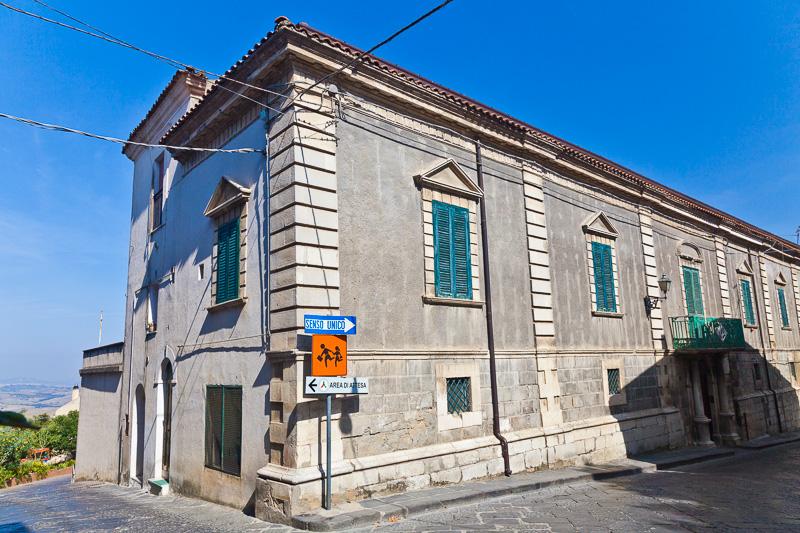 Il palazzo Del Torto