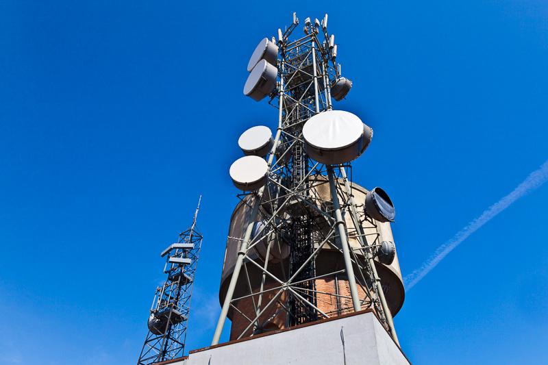 Le antenne della telefonia mobile